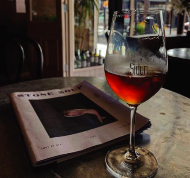 Siduri Wine Bar